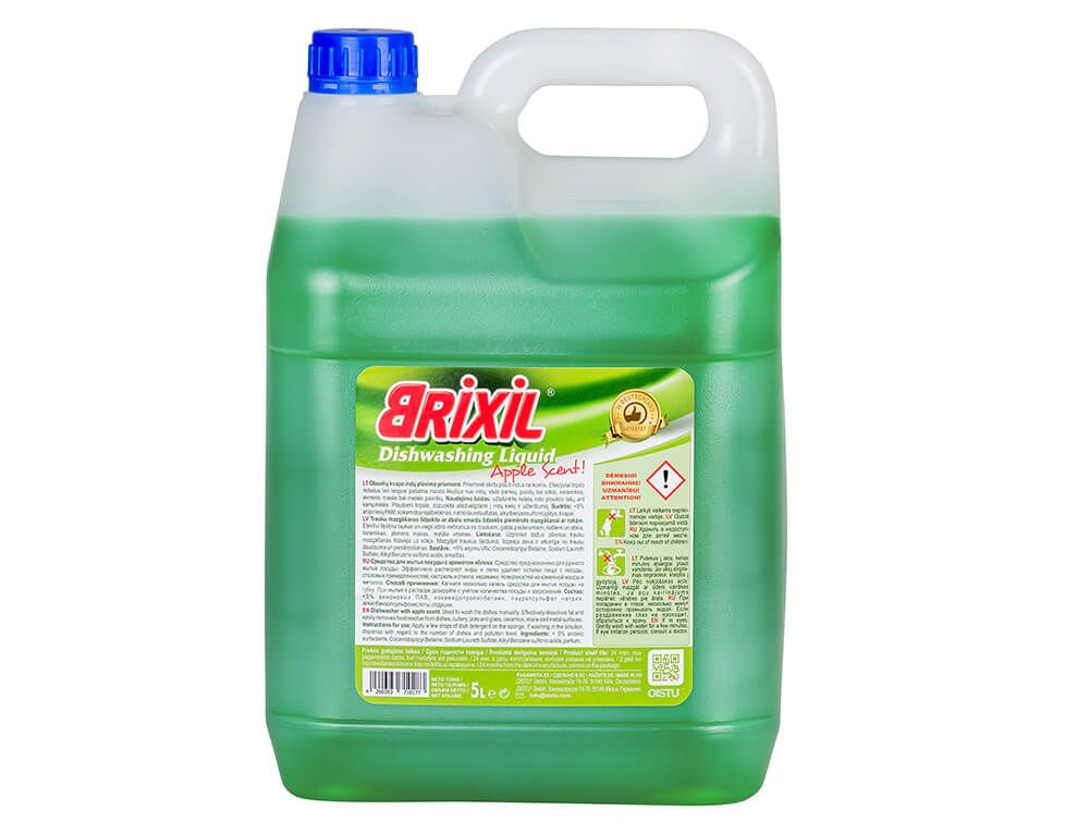 Brixil Dishwashing Liquid 5000 мл.