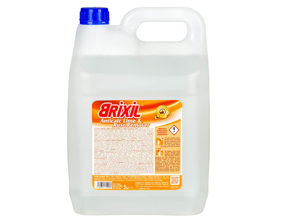 Brixil Anticalc  Lime & Rust Remover 5000 мл